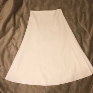 Never Worn Zara High waisted circle skirt